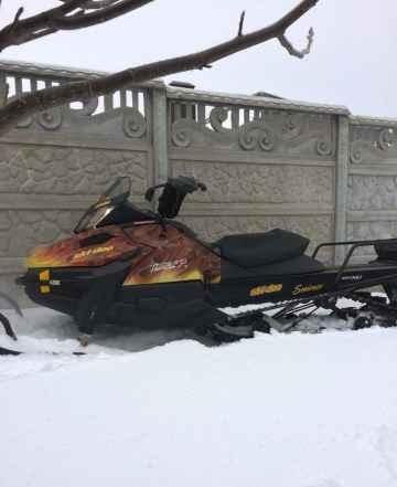 Продам снегоход SKI-DOO SM Тундра xtreme