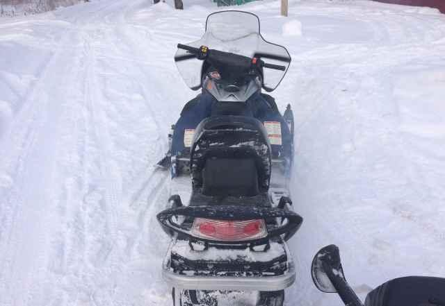 Ski-doo GTX 600