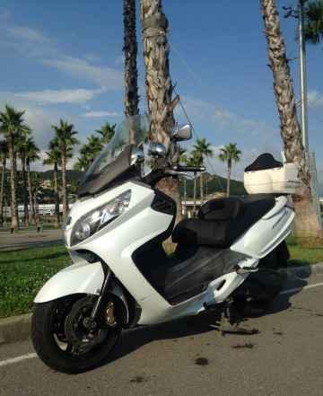 Sym MaxSym 400i ABS максискутер прокат аренда