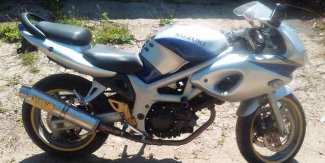 Suzuki SV 650 С