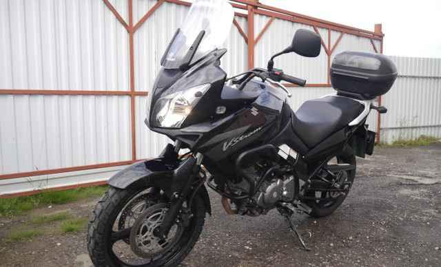 Suzuki V-Стром DL-650