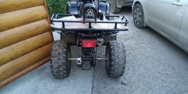 Продаю квадроцикл Армада 150B