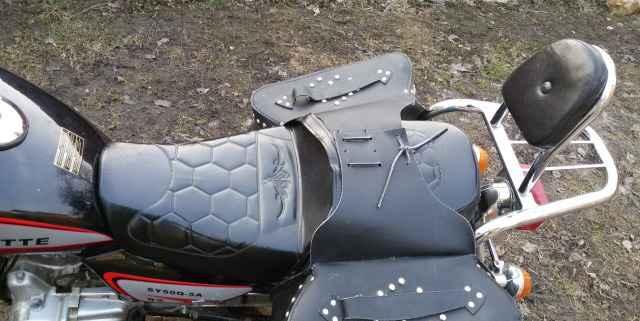 Мопед Сorvette SY50Q-5A С2