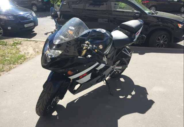 Suzuki GSX-Р 600 K5