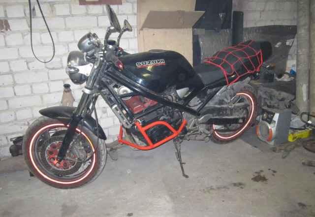 Suzuki бандит 400