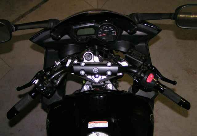 Ямаха fz6-С2 2009