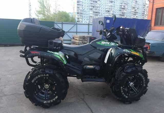 Квадроцикл Арктик Кэт Mud Pro 1000 2014 2500 км