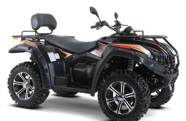 Квадроцикл рм 500