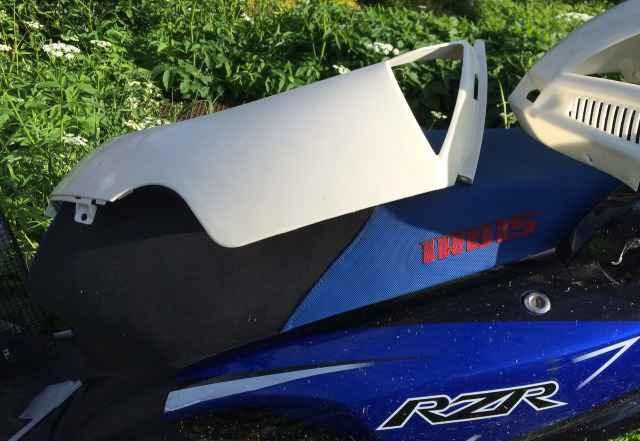 Скутер мопед Ирбис RZR 170 (с допчастями)