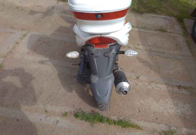 Тундер ZW 50QT-7