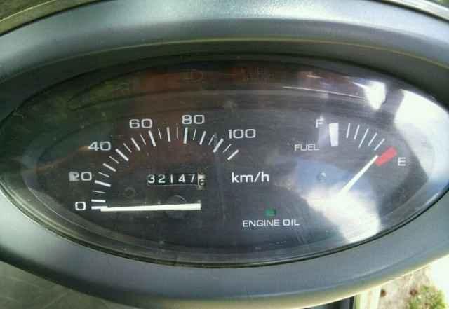 Хонда cha (125)