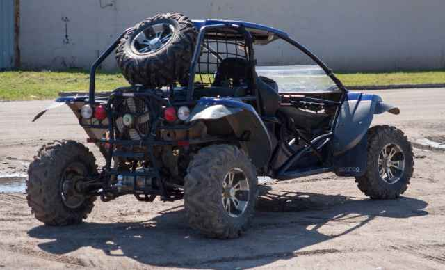 Багги / квадроцикл CFMoto (NBLuck LK 500)
