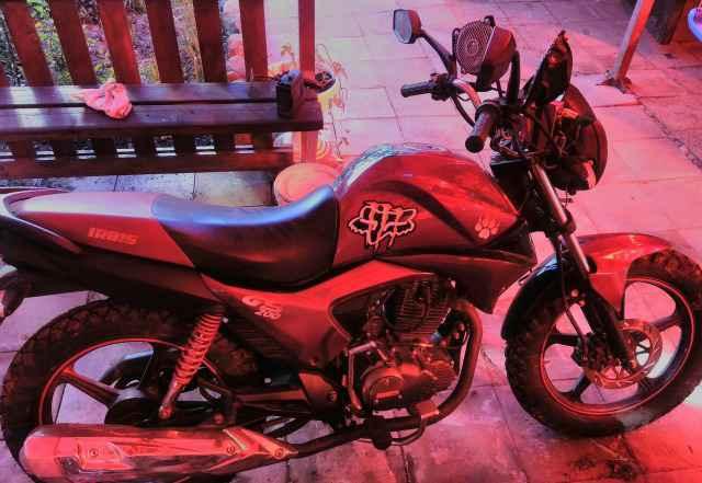 Мотоцикл Ирбис GS200