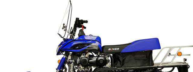 Снегоход Динго T-150