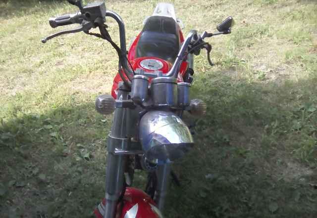 Мотоцикл GW- 150 - 5S