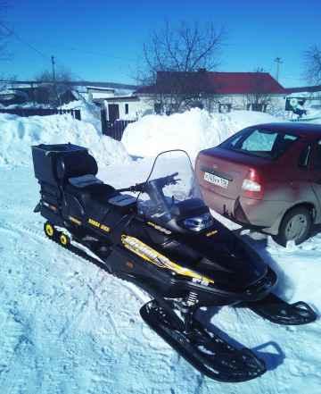 Продам снегоход Ski-doo Skandik SUN 600