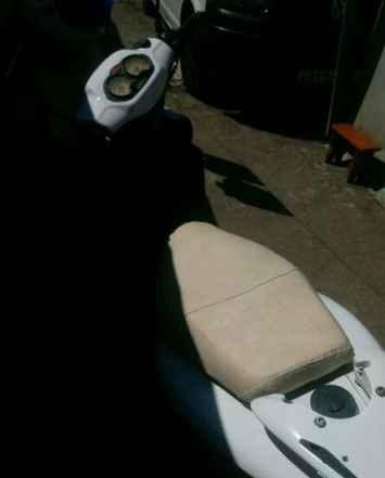 Скутер евротекс эклипс 50 сс