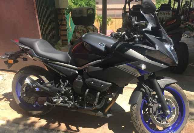 Мотоцикл Ямаха Диверсия XJ6 ABS