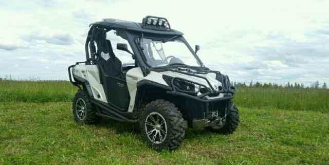 BRP Can-АМ Командер LTD1000EFI