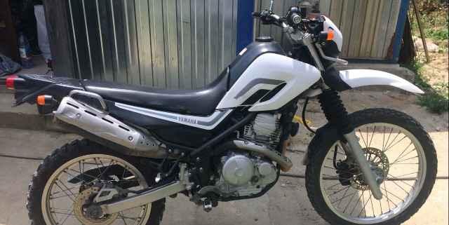 Ямаха serow xt 250 2006