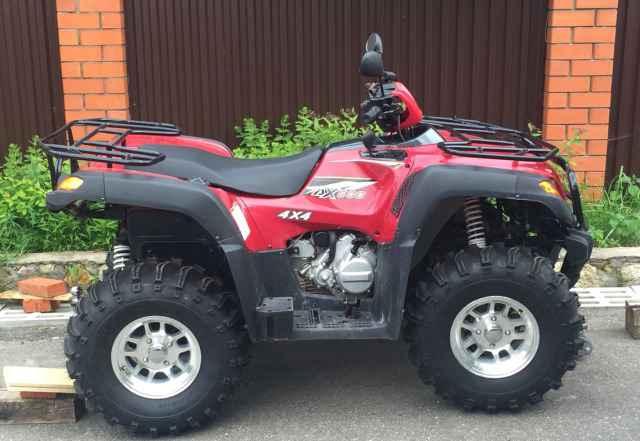 Gamax 600 новый квадроцикл