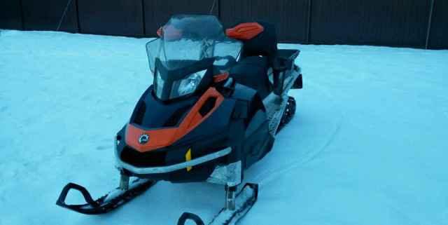 Ski Doo Тундра lt 550