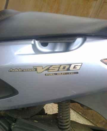 Скутер Suzuki Address V50G