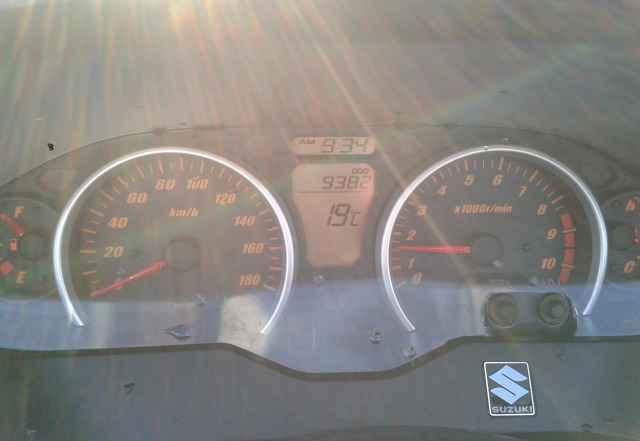 Suzuki Бургман 400