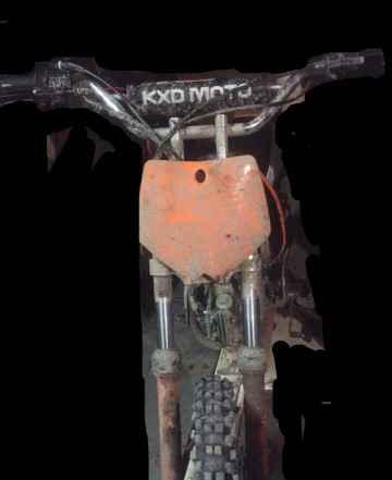 Пит байк С.мото KXD607 125 сс