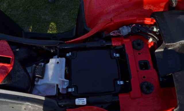 Хонда TRX 420 FA (2010г)