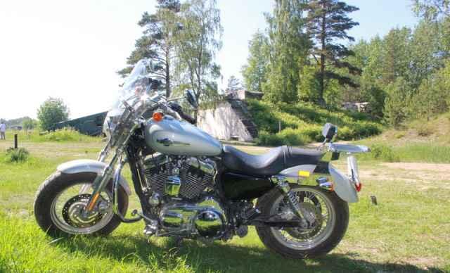 Харлей-Дэвидсон Спортстер XL1200C