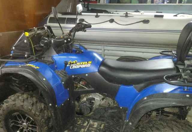 Продаю Стелс ATV 600 Леопард