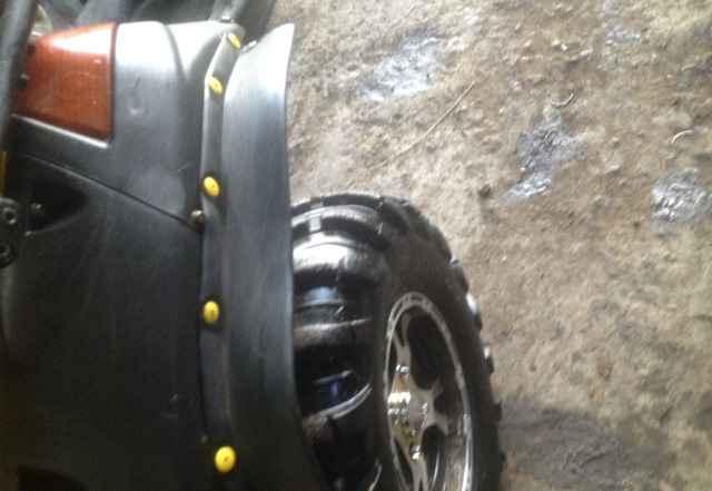 Квадроцикл CFMoto Х6 2012г