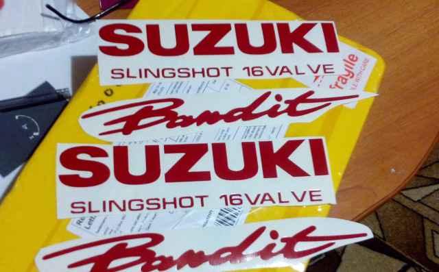 Suzuki гсф 250 бандит 1995г