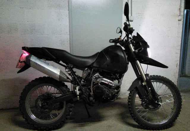 Ирбис XR250R