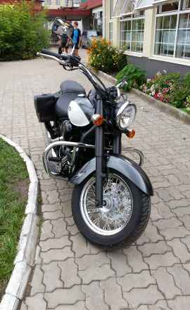 Мотоцикл VN 900 Специал Edition вулкан