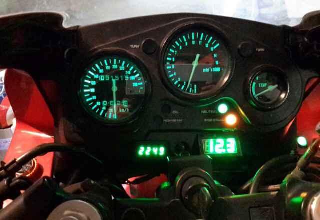 Хонда сбр 600 1996 г. в хорошем состоянии