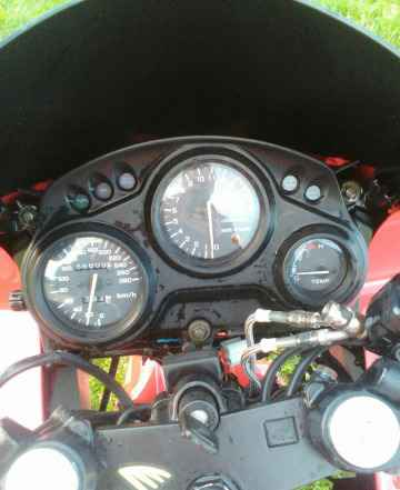 Хонда сбр- 600 Ф2