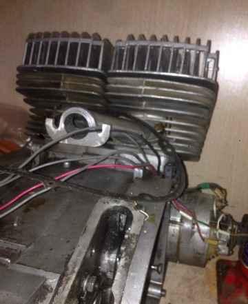 Двигатель от юпитер 5