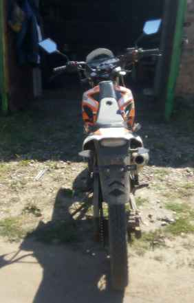 Х-Мото zr200