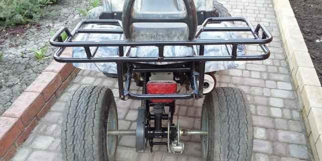 Продаю квадроцикл Ирбис ATV 200u