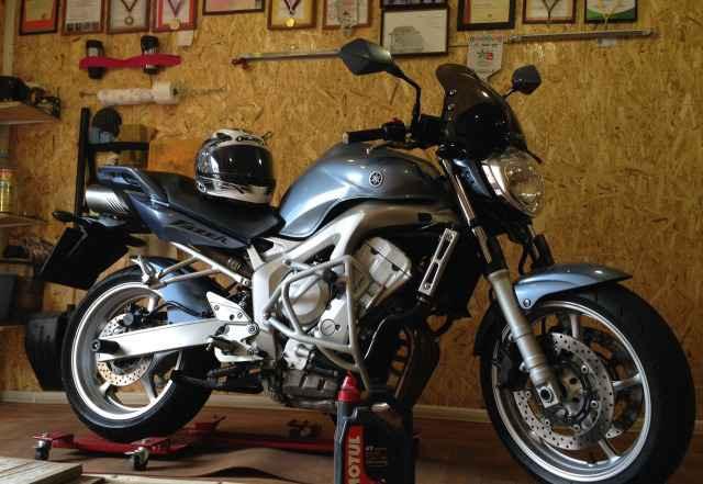 Ямаха FZ-6N 2006г