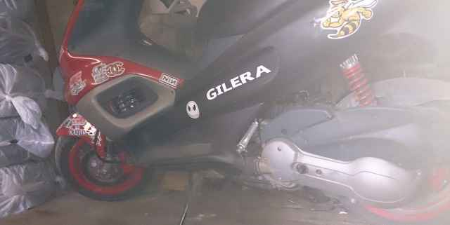 Gilera Раннер FXR180 2T