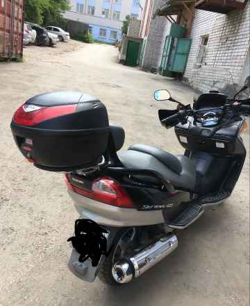 Макси скутер Suzuki sky wave 400 Бургман