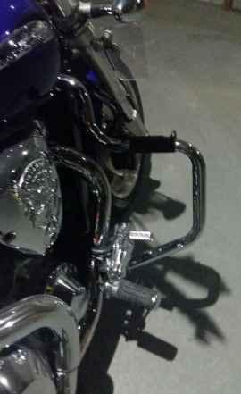 Мотоцикл Хонда VTX 1800 C