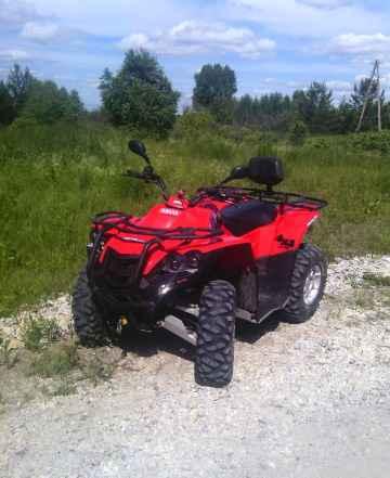 ATV800D EFI EPS пробег1400