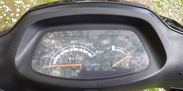 Хонда Спейси 100