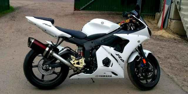 Ямаха Р6 2003