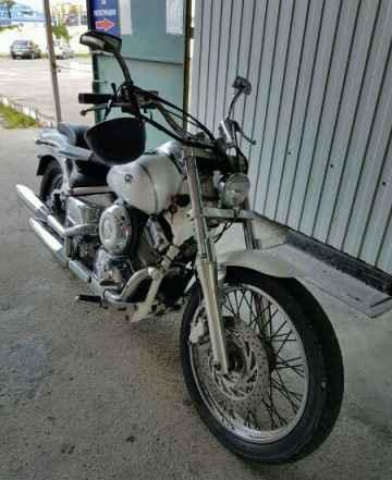 Ямаха Dragstar400