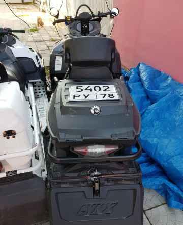 Линкс Xtrim Командер LTD 600 E-Tec